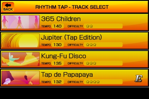 Let's TAP : Rhythm Tap Free screenshot-3