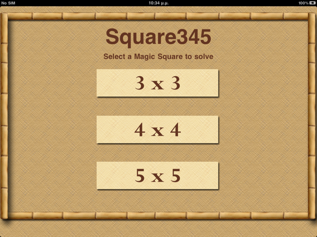 Square345 on the App Store