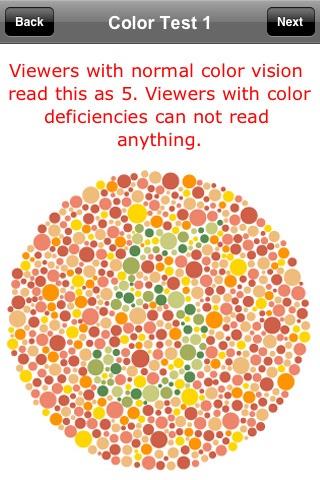 Eye Tricks! Fun Mind Games & Color Blind Test
