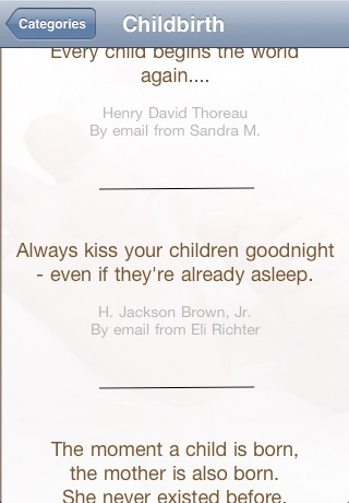 Sayings - for greeting cards and guestbooks screenshot four