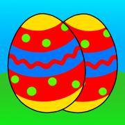 Easter Egg Matchy Matchy
