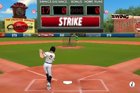 Batter Up Baseball™ - The Classic Arcade Homerun Hitting Game screenshot-3