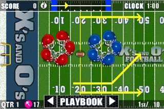 X's and O's Football® Lite - Call and Run Your Own Football Plays! screenshot three