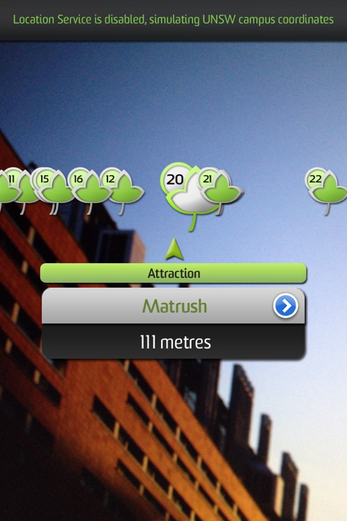 UNSW Green Trail screenshot-4