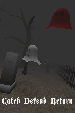 Ghost Buddy 3D Lite screenshot-0