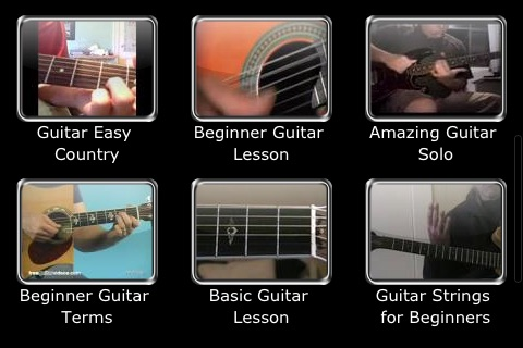 Guitar 101 - Learn to Play the Guitar screenshot-1