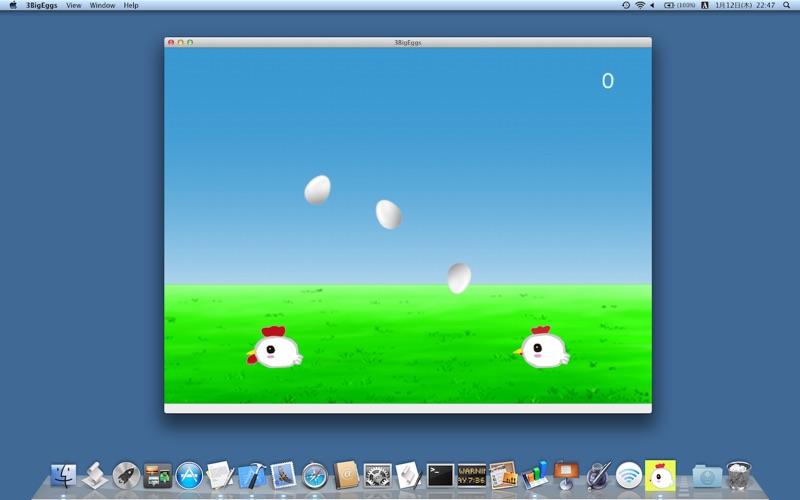 3BigEggs Screenshot