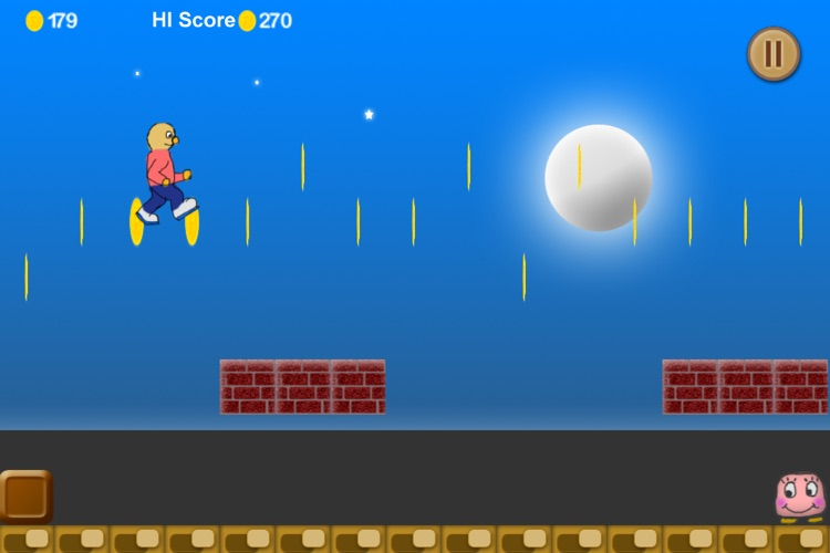 Super Fast Runner screenshot-4