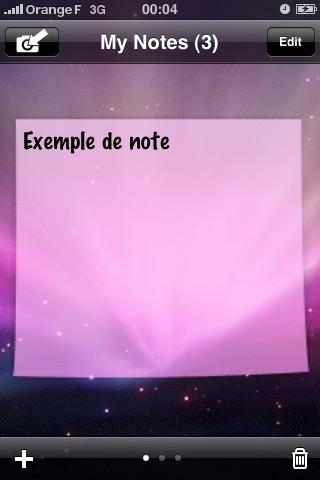 My Notes screenshot-3