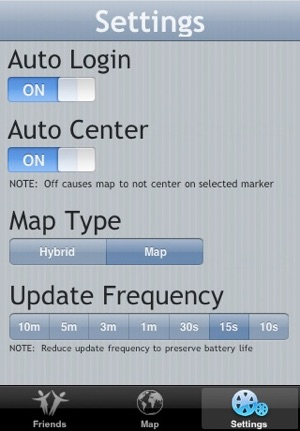 Friend Mapper Free on the App Store