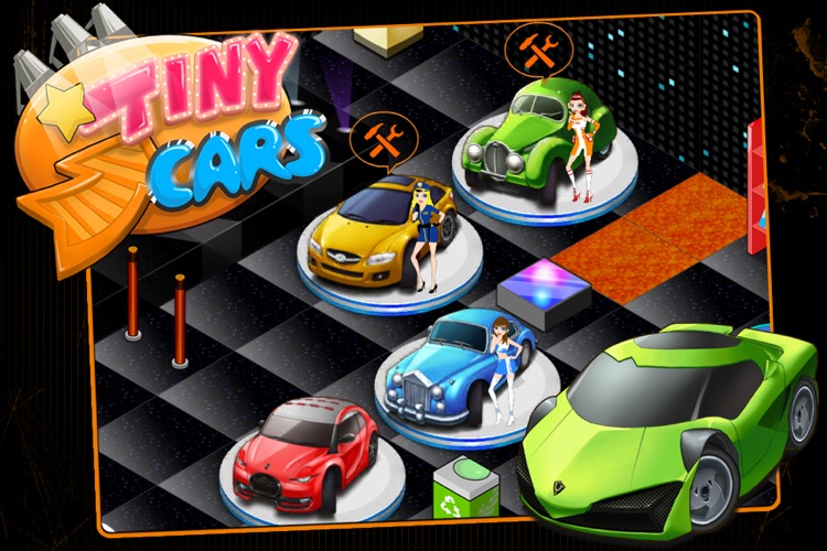 Tiny Cars screenshot-2