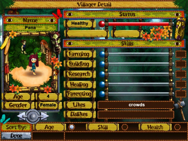 Virtual Villagers 2: The Lost Children for iPad