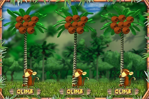 Monkey Money Slots LITE screenshot-3