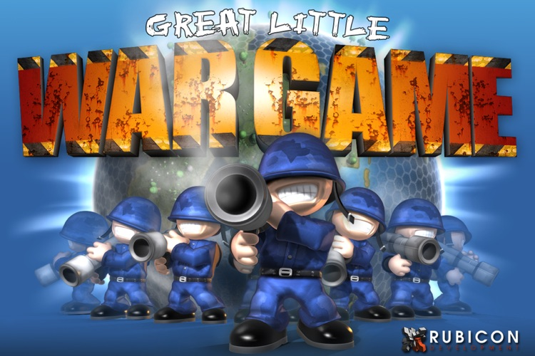 Great Little War Game HD screenshot-4