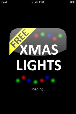 Xmas Lights! screenshot one