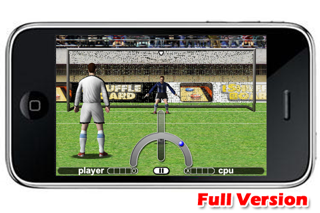 ペナルティーキック(サッカーPK戦) PSO Lite ScreenShot1