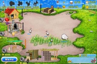 Screenshot #1 pour Farm Frenzy Lite