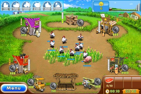 Farm Frenzy 2 screenshot-1
