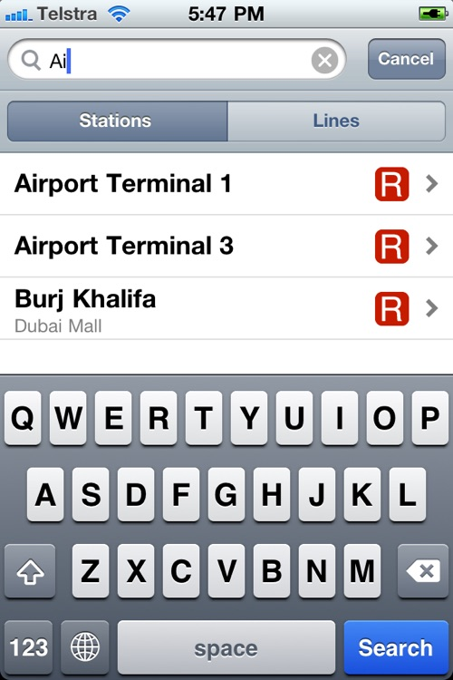 Dubai City Metro