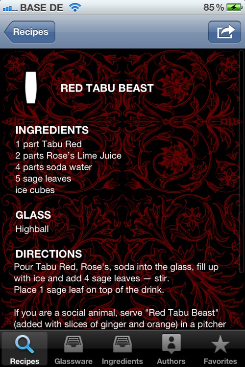 how to mix with absinth ...