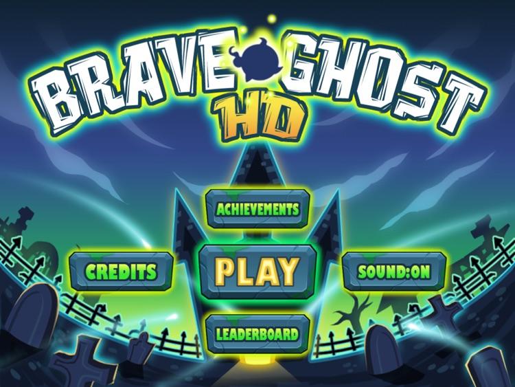 Brave Ghost HD screenshot-3