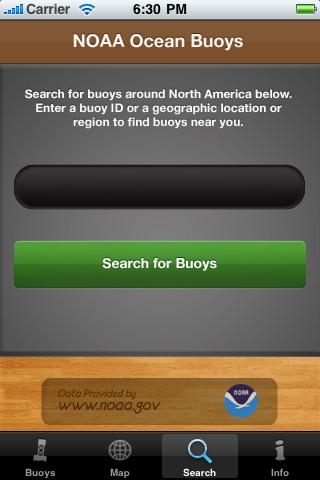 NOAA Ocean Buoys screenshot-3