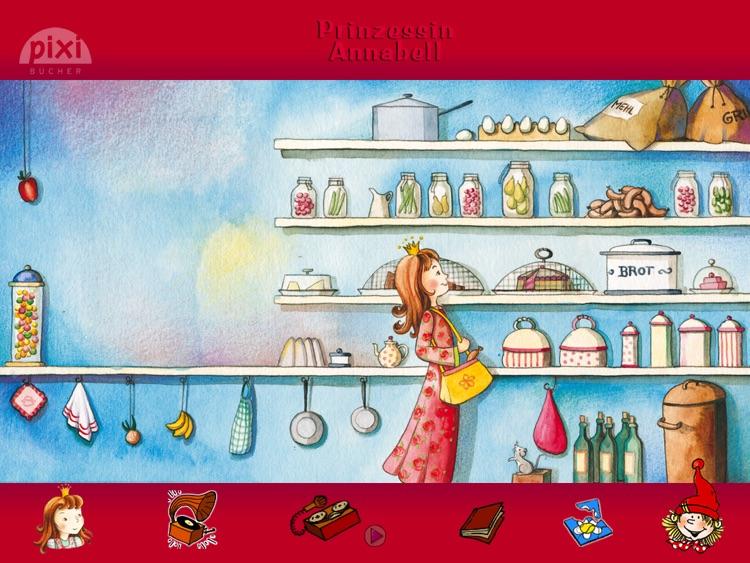 Pixi Buch Prinzessin Annabell