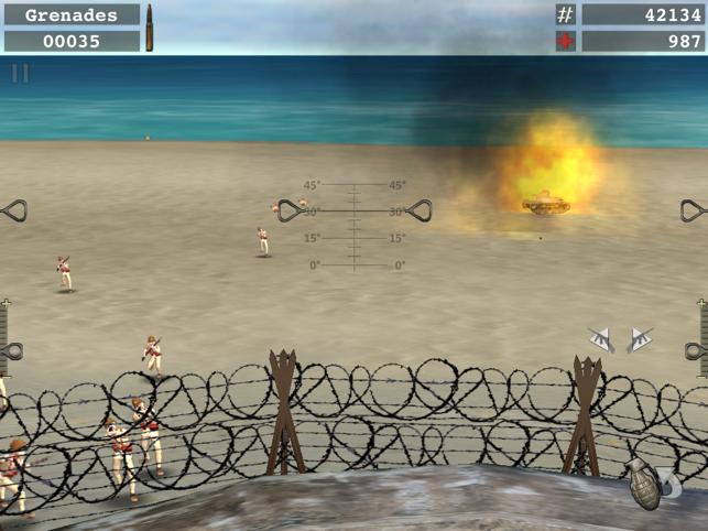 Blood Beach HD FREE, game for IOS