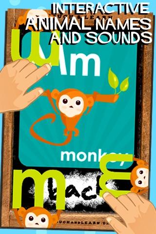 Pocket abc Lite - Letters & Sounds