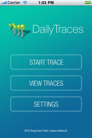 Daily Traces Free screenshot-3