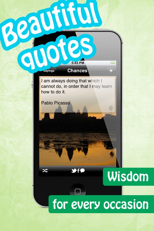 Beautiful Quotes - Motivational and inspirational quotations and thoughts about life