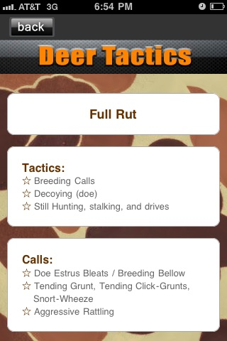 Deer Tactics & Calls screenshot-3