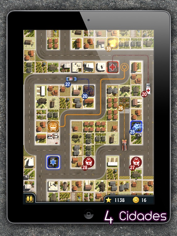 Rescue City iPad Edition BR