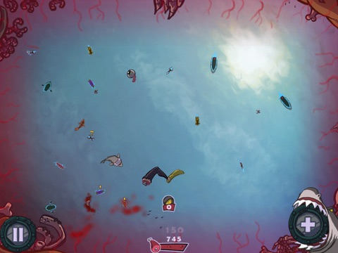 Screenshot #5 pour Shark or Die