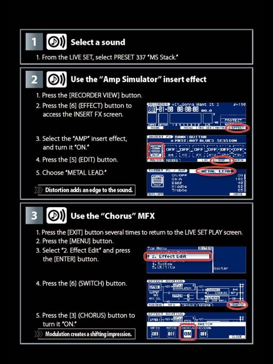 JUNO-Gi Insert Effects Guidebook screenshot-4