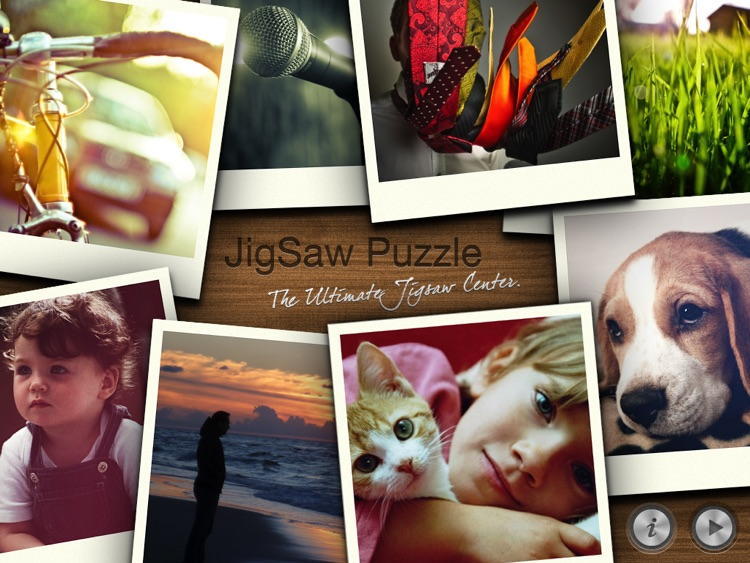 Jigsaw Puzzle Center screenshot-0