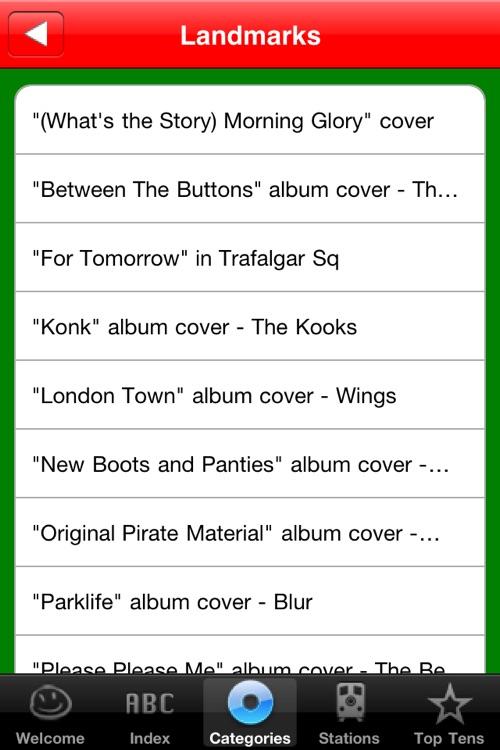 London Music Mapp screenshot-3