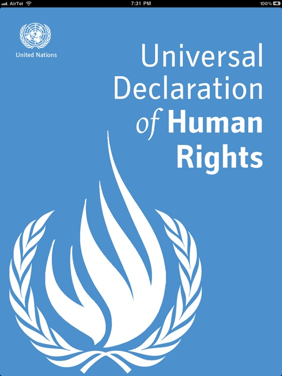 United Nations Declaration of Human Rights HD [UN]