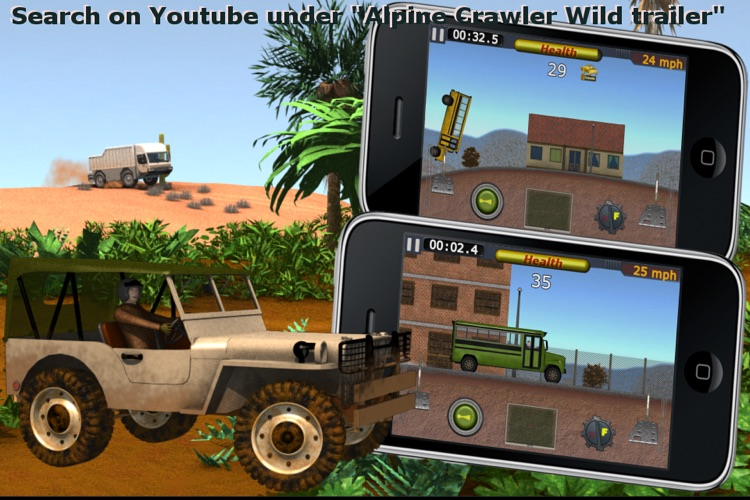 Alpine Crawler Wild screenshot-3