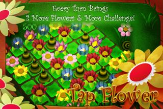 Tap Flower Lite screenshot two