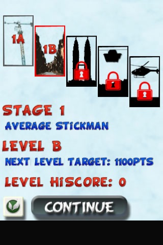 Bungee Stickmen - Classic Edition {FREE} screenshot-1
