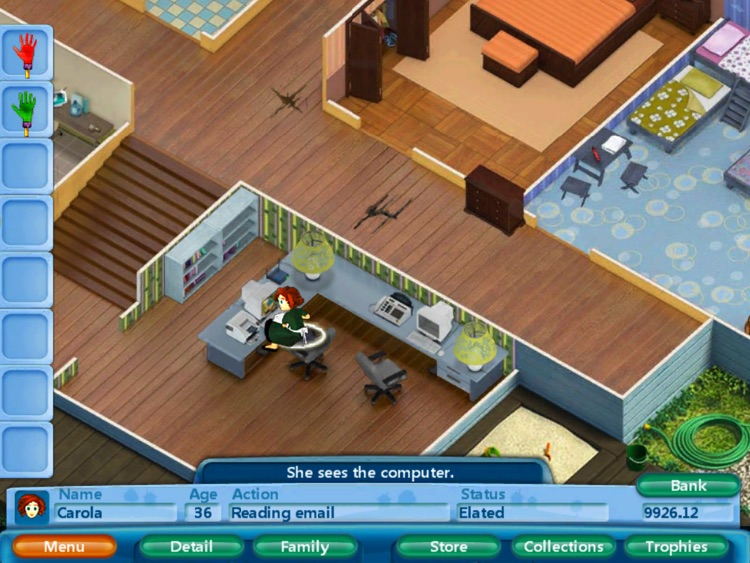 Virtual Families Free for iPad screenshot-3