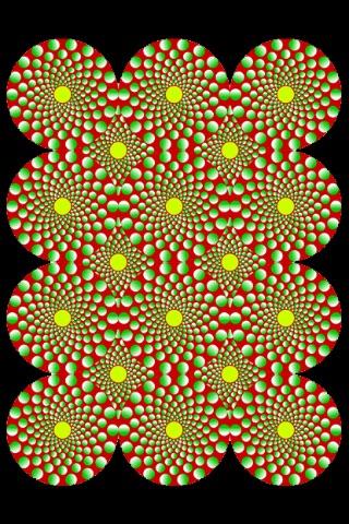 Eye Illusions and Tricks Free screenshot-3