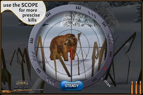 Deer Hunter 3D screenshot-4