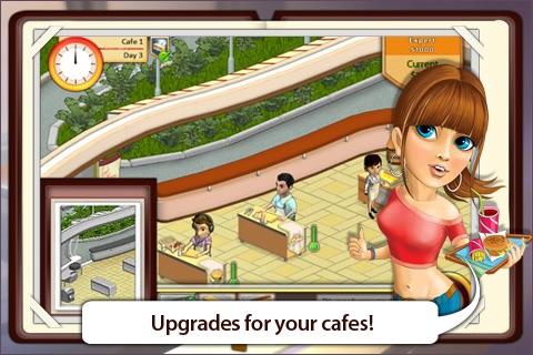 Amelie's Cafe screenshot-3