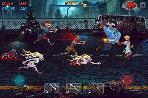 Zombie Shock Lite screenshot-1