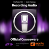 Course For Pro Tools 10 103 - Recording Audio - Nonlinear Educating Inc.