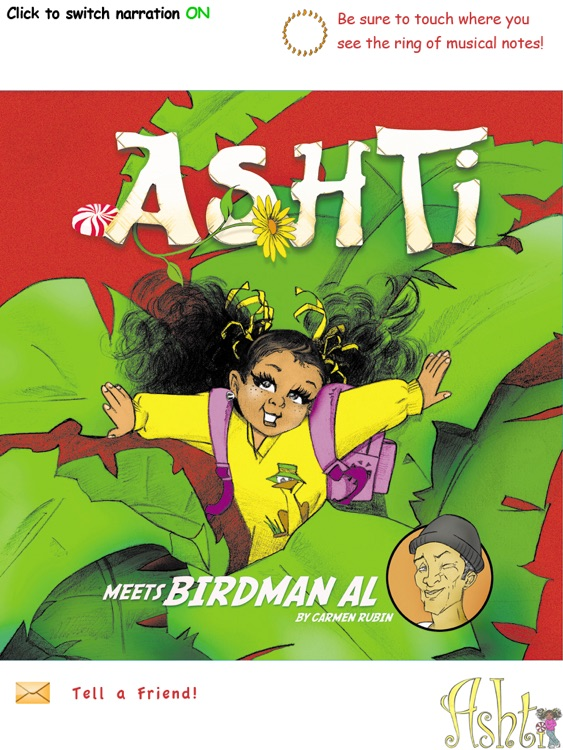 Ashti Meets Birdman Al