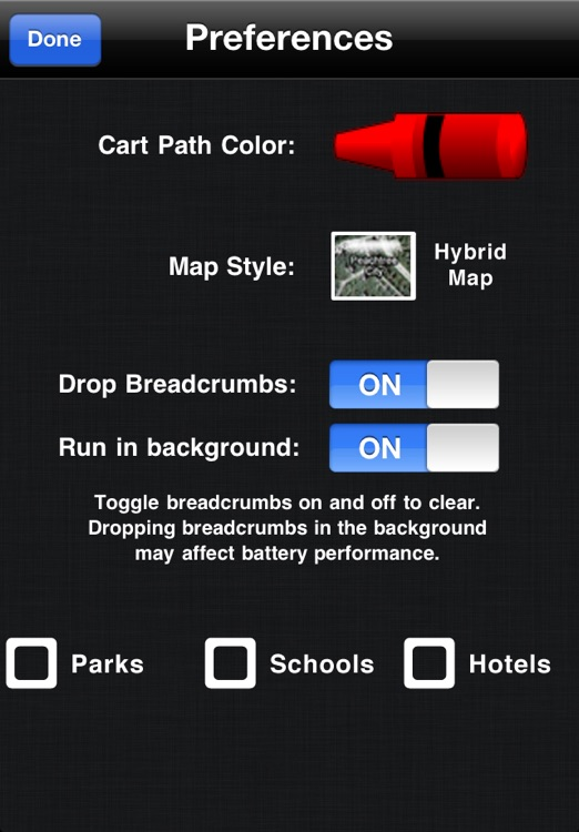 The Guide's Peachtree City Cart Paths screenshot-4