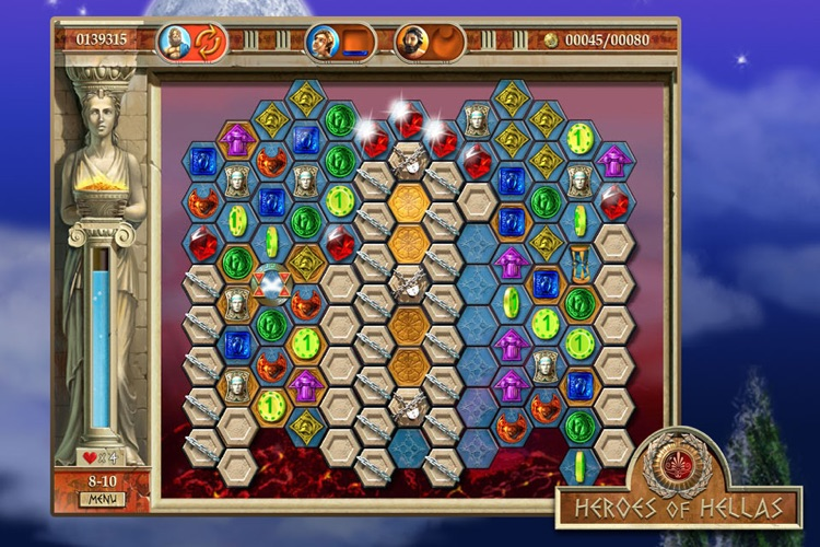 Heroes of Hellas Free screenshot-3